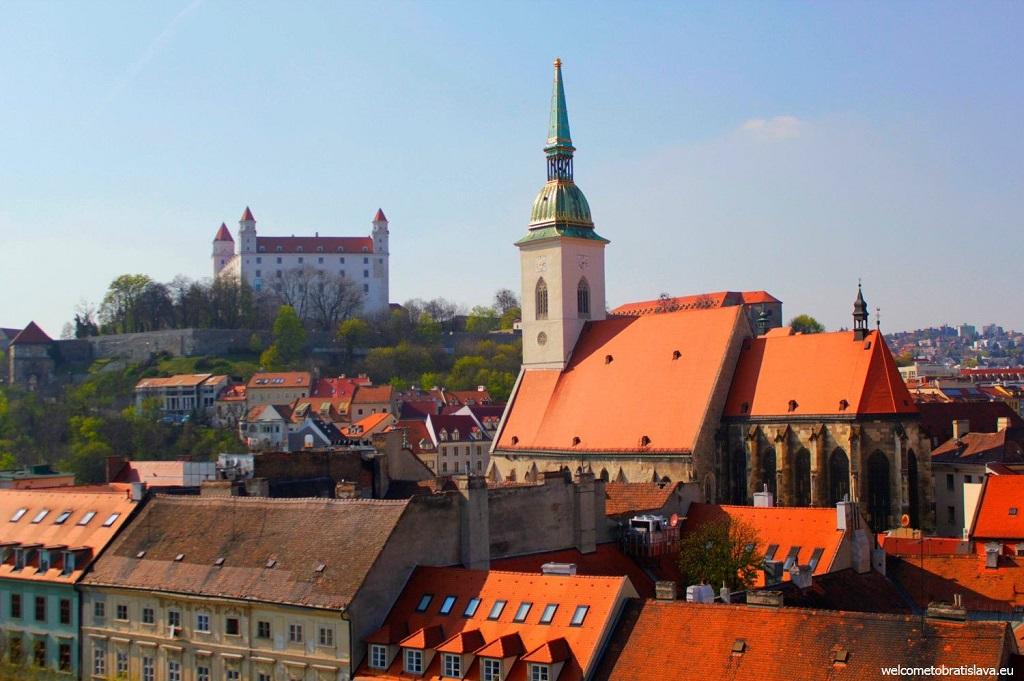St. Martin Katedrali - Bratislava