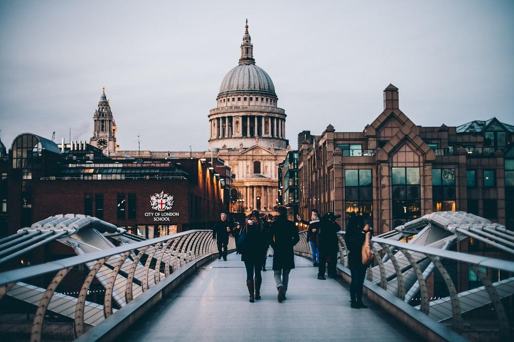 Londra Müzeler Bölgesi