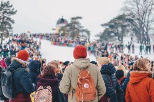 Avrupa'da Kış Festivalleri